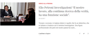 Elio Petroni CdE