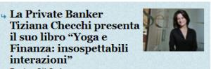 Tiziana Checchi ansa
